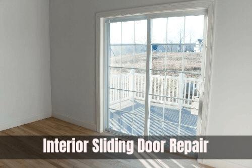 Interior Sliding Door Repair